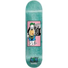 Almost Droopy Boombox R7 Skateboard Decks