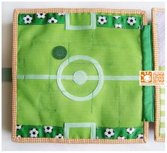 awesome button soccer - fun twist on a marble maze!