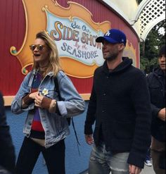 Behati Prinsloo - The Most Stylish Celeb Looks at Disneyland to Inspire Your Next Outfit - Photos