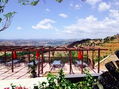 Cordiano Winery, San Diego County, California — by Home Behind - The World Ahead. Located of the I-15 this little gem of a winery is worth the drive. The views are incredible, the wine delicious, the...