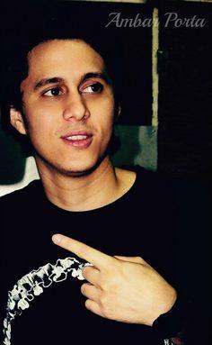 Nunca pense que me iba a encontrar con el por aqui, jajaja #Canserbero #hipHop #Mostro #Venezolano