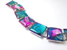 Peace Love Joy Bracelet by jewel4u on Etsy, $23.00