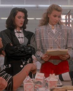 Here's everything you need to recreate the Heathers movie fashion from the 1989 cult classic film starring Winona Ryder. 90s Movies, Iconic Movies, Good Movies, Movie Tv, Iconic Movie Characters, Indie Movies, Movies Showing, Movies And Tv Shows, Heather Chandler
