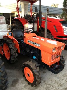 KUBOTA L1501DT - USED RECONDITION FARM TRACTORS