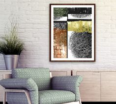 Tumbleweeds is from my fine art series. Photographs with hand painted layers of color. Please check out my affordable art prints and contemporary art.
