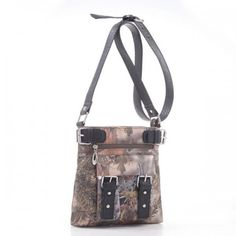 King's Camo® Messenger Bag -------------------------- These King's Camo® Messenger bags are the perfect size for taking only what you really need when heading out the door. High-def King's Camo® Shado