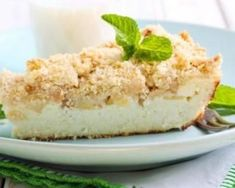 Cheese cake with apples and Petit-Beurre® - A. Food Cakes, Cooking Light, Easy Cooking, Gateau Cake, Apple Deserts, Pear Dessert, Cake Recipes, Dessert Recipes, Ww Desserts