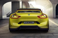 BMW 3.0 CSL Hommage. #conceptcars #deportivos #coches