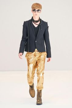 Rynshu Spring 2013 Menswear Collection - Fashion on TheCut