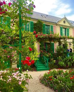 Photos I took of Monet's house and gardens in Giverny in France are always super popular, and for good reason. Monet's abode and sprawling…