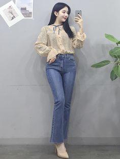 마리쉬♥패션 트렌드북! Korean Clothes, Korean Outfits, Teacher Outfits, Office Outfits, Work Clothes, Clothes For Women, Pop Idol, Tumblr Girls, Korean Women