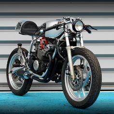 Yamaha XJ600 by Pimmel & Messer