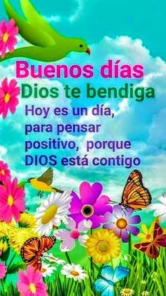 Good Morning Good Night, Good Morning Quotes, Heaven Pictures, Spanish Greetings, Evening Quotes, Christian Verses, Happy Week, Good Attitude, God Prayer