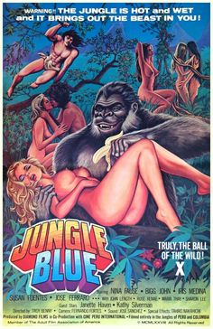 Jungle Blue (1978) (dir. Carlos Tobalina aka Troy Benny)  Now available on DVD from Vinegar Syndrome :  http://vinegarsyndrome.com/launch/?product=jungle-blue-dvd