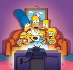 Among the many Disney+ announcements, we learned that all 30 seasons of The Simpsons will be available at launch. Simpson Wallpaper Iphone, Cartoon Wallpaper Iphone, Simpsons Characters, Simpsons Art, Bleach Fanart, Disney Plus, Architecture Tattoo, Homer Simpson, Art Plastique