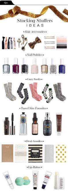 Great stocking stuffers!