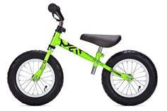 Love this Yedoo Children's Aluminum Rimmed Balance Bike in Green - Fifty Model