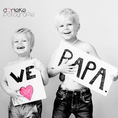 I love papa Fathers Day Photo, Fathers Day Crafts, Dad Son, Mom And Dad, Cadeau Parents, Foto Shoot, Star Diy, Daddy Day, Father's Day Diy