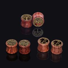 Find More Body Jewelry Information about 3pair Wood Flare Ear Expansions Stretcher Plug Flesh Tunnels Dilators Plugs for Pierces Body Piercing Jewelry,High Quality plug shell,China plug wireless Suppliers, Cheap plug sleeve from Longbeauty on Aliexpress.com