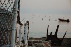 Podría sentarme aquí para siempre. Agua amarga 2009 | Héctor Campoy | VSCO Grid
