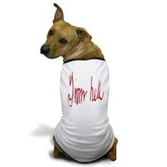 Jack the Ripper, From Hell, dog tee. Perfect for your hellhound!