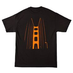 HUF San Francisco City Tee