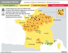 En images : neige et grand froid sur la moitié de la France - SudOuest