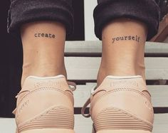 Short, small, meaningful tattoo quotes for girls, women                                                                                                                                                                                 More