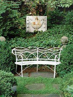 From the Garden of celebrated designer Dan Carithers Atlanta, GA