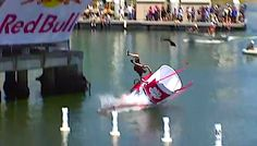 Top 10 Crashes - Red Bull Flugtag 2013 USA (VIDEO)