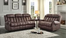 Mankato Collection Reclining Sofa & Loveseat Set H8535CH-Set