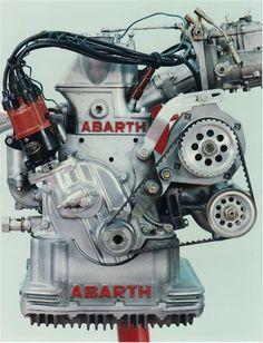 #Abarth #1000TCR - Pure Art!