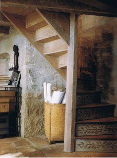 Villa di Lemma – restored by the great John Saladino as his personal estate in Montecito, CA. Designed by Wallace Frost in the Image via Cote De Texas