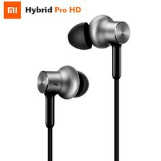 #Newest Original Xiaomi Hybrid Pro Earphone Mi In-Ear Headset Piston Pro with Multi Unit Circle Iron Mixed Wire HD with phone Mic
