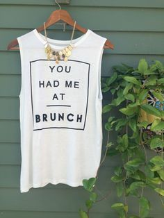 The way to your heart? Breakfast food and mimosas! This lightweight, supersoft, breathable tank is perfect for working out, laying out, hanging out, and breakfast out. Approximate Particulars: Length: