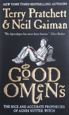 Pin for Later: Fall Under the Spell of These 13 Bewitching Books About Witches <b>Good Omens: The Nice and Accurate Prophecies of Agnes Nutter, Witch by Terry Pratchett and Neil Gaiman</b>