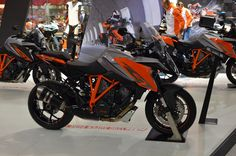 Other features such as heated grips and quick-shifters also make way on the new KTM 1290 Super Duke GT. Description from motoroids.com. I searched for this on bing.com/images