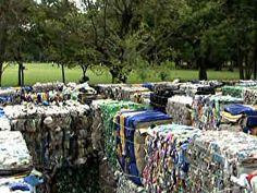 G1 - Megalabirinto de lixo reciclável é instalado no Parque Ibirapuera - notícias em São Paulo