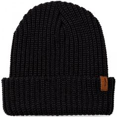 c1efa8fd142f3 Brixton Willett Beanie  Black. Solstice Supply Co.