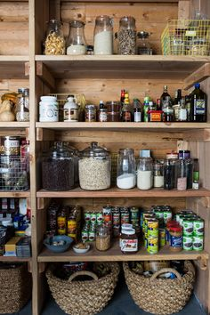 Pantry Organization Ideas from a Food Blogger