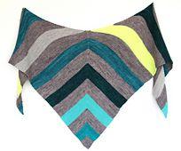 Zane Shawl pattern by Ambah O'Brien