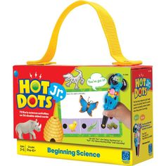 Hot Dots® Jr$ Card Set - Beginning Science