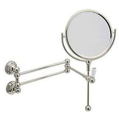 Rohl Perrin and Rowe Wall Mountedhaving Mirror, Available in Various Colors, Silver