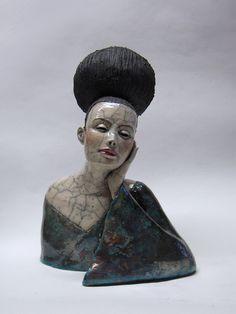 ༻❁༺ ❤️ ༻❁༺ Mélanie Bourget Sculptures ༻❁༺ ❤️ ༻❁༺