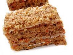 yetur'la lezzet kareleri.com: cevizli-havuçlu yaş pasta