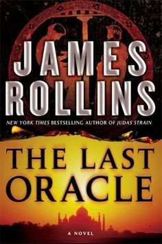 Anything by James Rollins