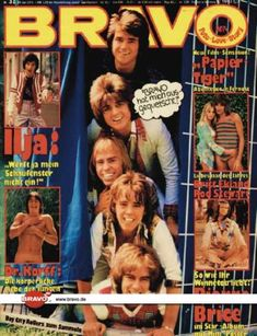"Cover Browser search results for ""Bay City Rollers"" Bay City Rollers, Pierre Brice, Tiger Beat, Star Wars, Pop Rock Bands, Rod Stewart, First Love, My Love, Teenage Dream"