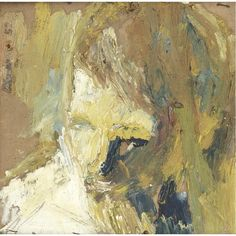 Frank Auerbach - Head of EOW 1952