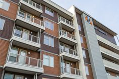 Beautiful multifamily project featuring Summer Wheat and Warm Espresso. Architectural design!