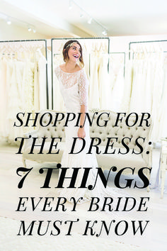 Shopping+for+a+Wedding+Dress:+Everything+You+Need+to+Know